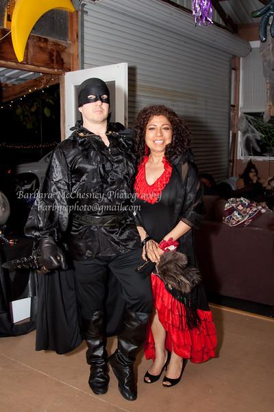 E & A Spooky party-7