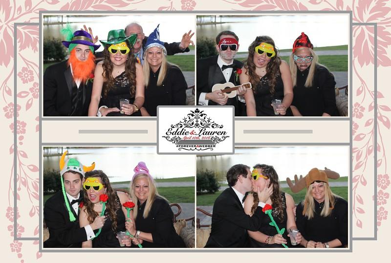 Eddie and Lauren Wedding 2016