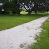 Jacaranda Lakes path