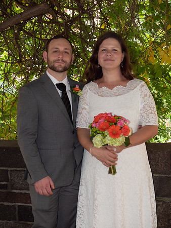 Meghan and Adam Ehrlichman wedding - October 2, 2018.