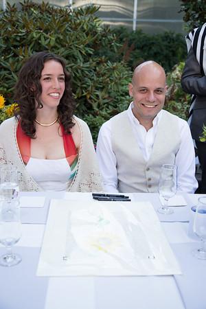 Eitan and Julie Candids