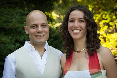 Eitan and Julie Portraits