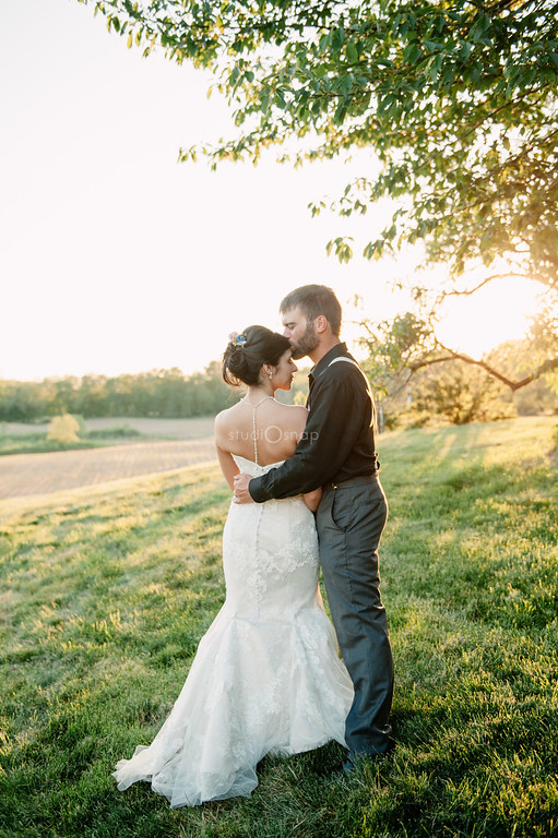elicia + tommy | wedding | hillside manor inn, clarklake