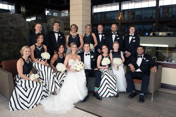 Elise + Nicholas Wedding - April 2, 2016