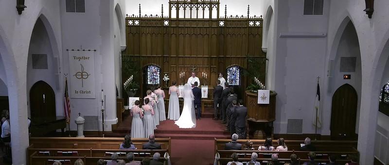 June 17th, 2018 Benjamin & Elizabeth Ceremony  Part 2/3