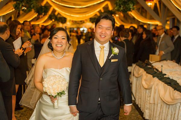 Elizabeth & Eugene's Wedding Ceremony