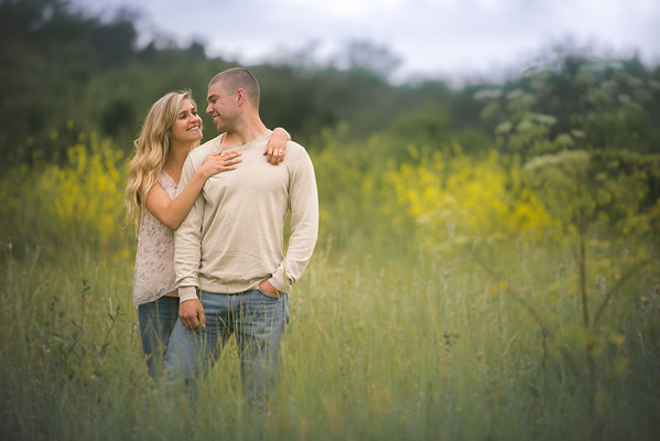 Elizabeth & Jacob (Engagement Shoot)