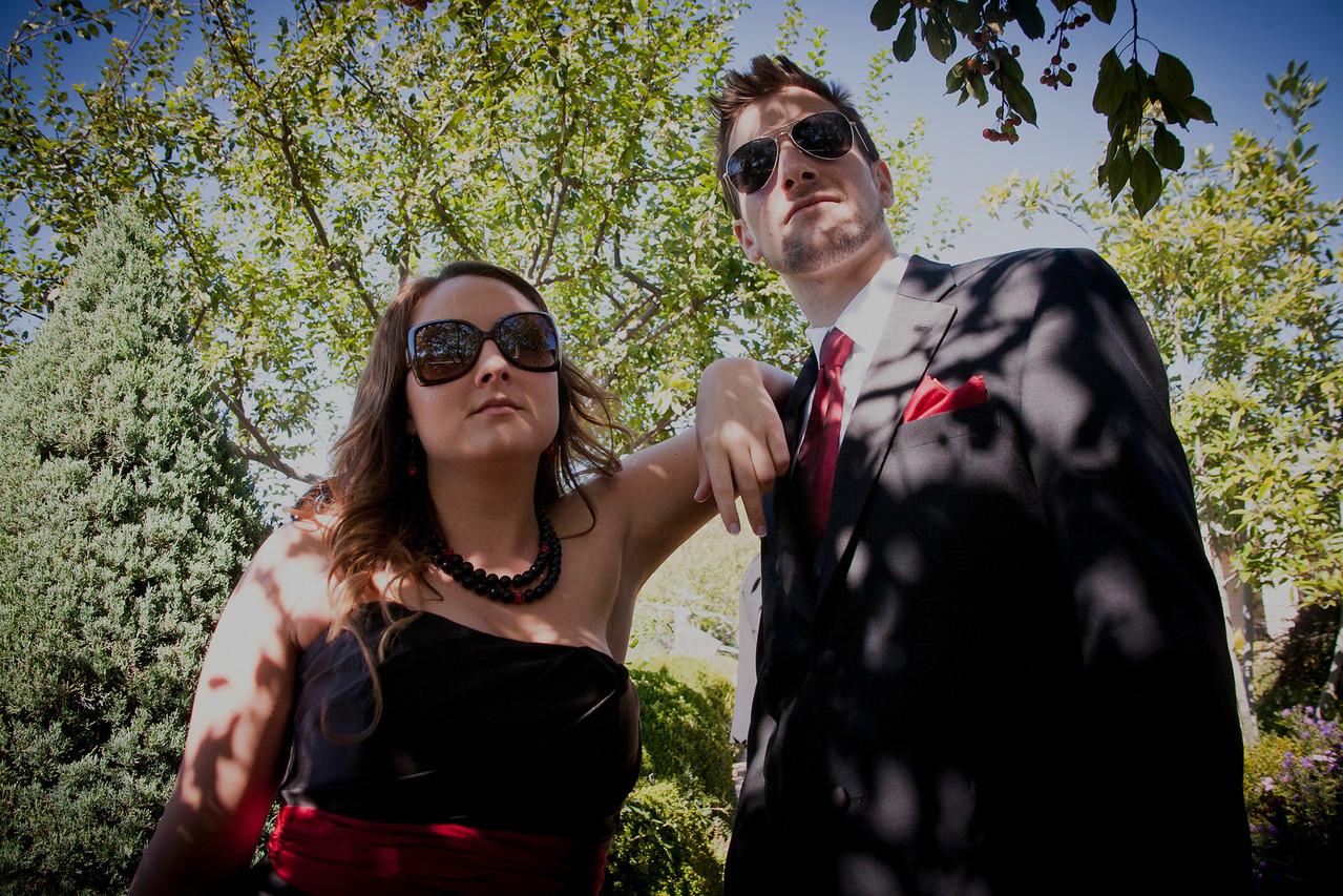 Elizabeth and Josh by Sally Morrow