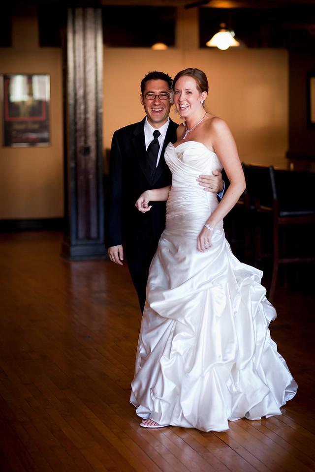 Elizabeth and Josh