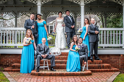 Elizabeth and Matthews Wedding Day-1012