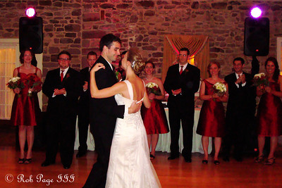 The first dance - Norristown, PA ... October 9, 2011 ... Photo by Rob Page III