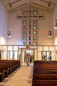 Elizabeth and Donald's Wedding at St. Michael Catholic Church and Petroleum Club in Houston, TX January 11, 2014  Order Prints: http://bit.ly/LizDon thomasandpenelope.com
