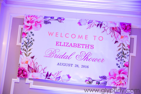 Elizabeth's Bridal Shower