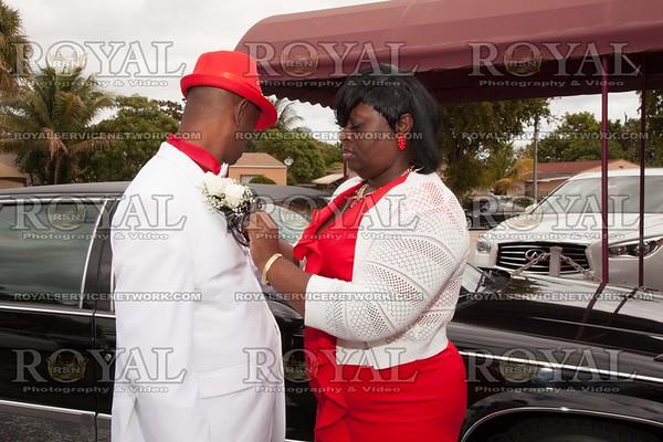 Elvis & Shiobhan Canidate wedding