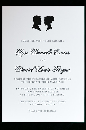 Elyse and Daniel