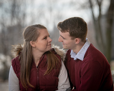 Greenwood Engagement Pictures