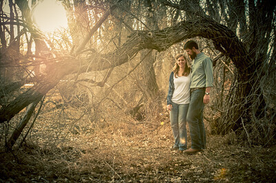 Emilie and Logan Engagement Edits