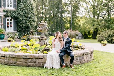 Emily Barfoot & Andrew Wishner