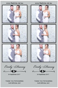 Emily & Danny's Wedding - 24 September 2017