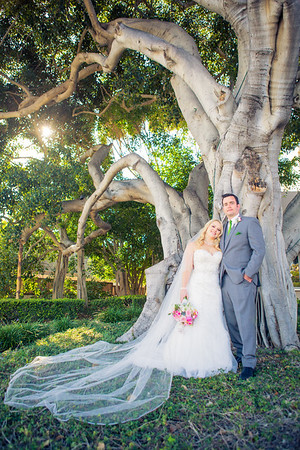 Emily & Doug | La Jolla Women's Club