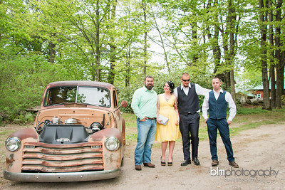 Emily & Kent got Married!!!!  at Cold Comfort Farm in Peterborough, NH 8015_05-21-16 - ©BLM Photography 2016