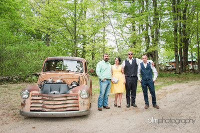 Emily & Kent got Married!!!!  at Cold Comfort Farm in Peterborough, NH 8016_05-21-16 - ©BLM Photography 2016