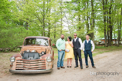 Emily & Kent got Married!!!!  at Cold Comfort Farm in Peterborough, NH 8014_05-21-16 - ©BLM Photography 2016
