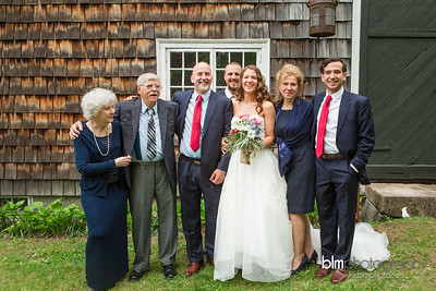 Emily & Kent got Married!!!!  at Cold Comfort Farm in Peterborough, NH 0094_05-21-16 - ©BLM Photography 2016