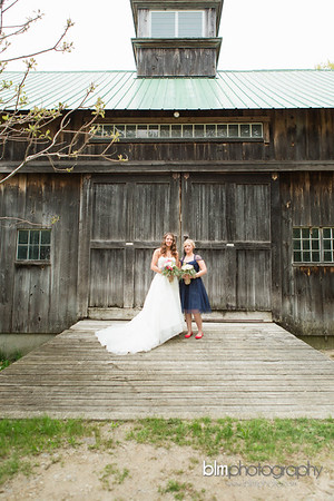 Emily & Kent got Married!!!!  at Cold Comfort Farm in Peterborough, NH 9866_05-21-16 - ©BLM Photography 2016