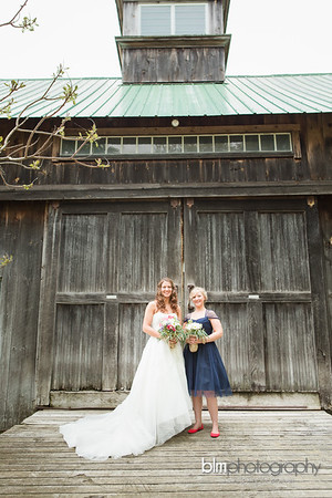 Emily & Kent got Married!!!!  at Cold Comfort Farm in Peterborough, NH 9873_05-21-16 - ©BLM Photography 2016