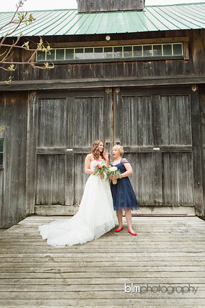Emily & Kent got Married!!!!  at Cold Comfort Farm in Peterborough, NH 9900_05-21-16 - ©BLM Photography 2016