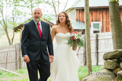 Emily & Kent got Married!!!!  at Cold Comfort Farm in Peterborough, NH 8597_05-21-16 - ©BLM Photography 2016