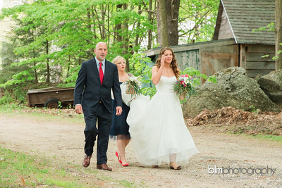 Emily & Kent got Married!!!!  at Cold Comfort Farm in Peterborough, NH 8602_05-21-16 - ©BLM Photography 2016