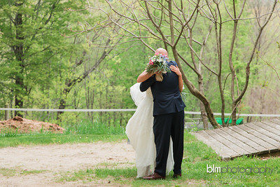Emily & Kent got Married!!!!  at Cold Comfort Farm in Peterborough, NH 8588_05-21-16 - ©BLM Photography 2016