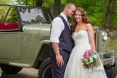 Emily & Kent got Married!!!!  at Cold Comfort Farm in Peterborough, NH 2155_05-21-16 - ©BLM Photography 2016