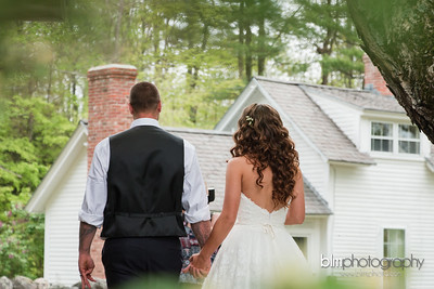 Emily & Kent got Married!!!!  at Cold Comfort Farm in Peterborough, NH 8828_05-21-16 - ©BLM Photography 2016