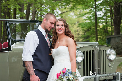 Emily & Kent got Married!!!!  at Cold Comfort Farm in Peterborough, NH 8839_05-21-16 - ©BLM Photography 2016
