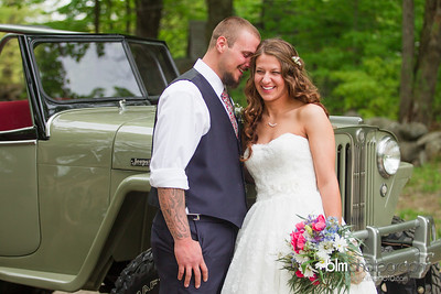 Emily & Kent got Married!!!!  at Cold Comfort Farm in Peterborough, NH 2152_05-21-16 - ©BLM Photography 2016