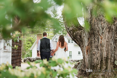 Emily & Kent got Married!!!!  at Cold Comfort Farm in Peterborough, NH 8827_05-21-16 - ©BLM Photography 2016