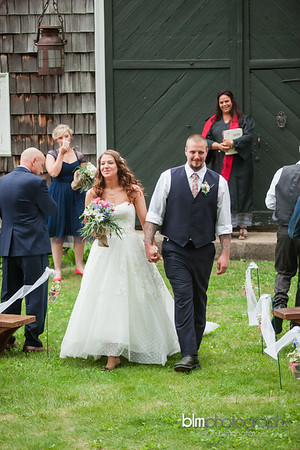 Emily & Kent got Married!!!!  at Cold Comfort Farm in Peterborough, NH 7282_05-21-16 - ©BLM Photography 2016