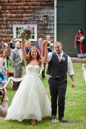 Emily & Kent got Married!!!!  at Cold Comfort Farm in Peterborough, NH 7291_05-21-16 - ©BLM Photography 2016