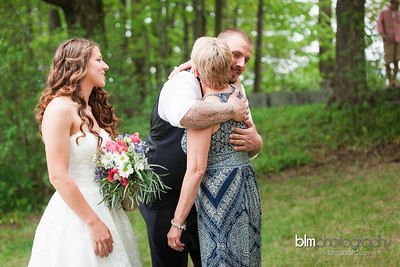 Emily & Kent got Married!!!!  at Cold Comfort Farm in Peterborough, NH 7353_05-21-16 - ©BLM Photography 2016