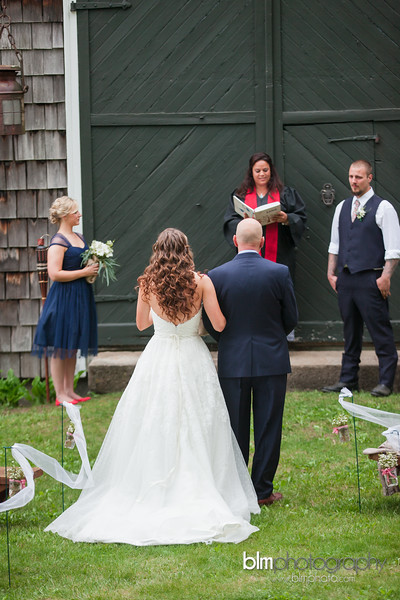 Emily & Kent got Married!!!!  at Cold Comfort Farm in Peterborough, NH 7027_05-21-16 - ©BLM Photography 2016