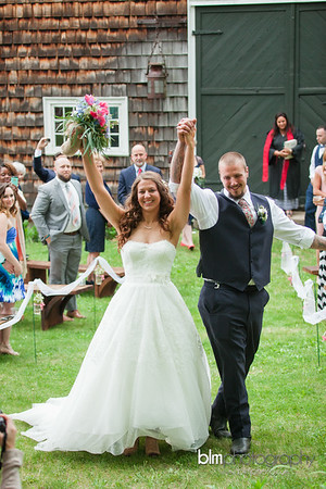 Emily & Kent got Married!!!!  at Cold Comfort Farm in Peterborough, NH 7295_05-21-16 - ©BLM Photography 2016