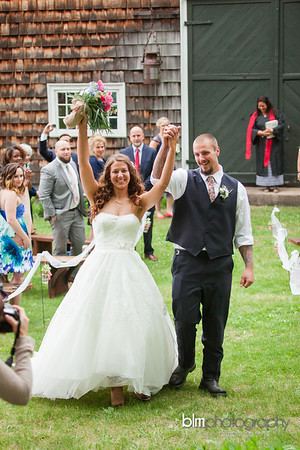 Emily & Kent got Married!!!!  at Cold Comfort Farm in Peterborough, NH 7292_05-21-16 - ©BLM Photography 2016