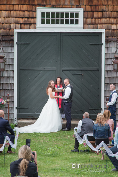 Emily & Kent got Married!!!!  at Cold Comfort Farm in Peterborough, NH 8545_05-21-16 - ©BLM Photography 2016