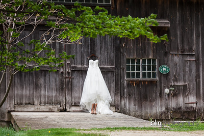 Emily & Kent got Married!!!!  at Cold Comfort Farm in Peterborough, NH 6814_05-21-16 - ©BLM Photography 2016