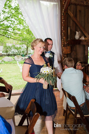 Emily & Kent got Married!!!!  at Cold Comfort Farm in Peterborough, NH 0799_05-21-16 - ©BLM Photography 2016