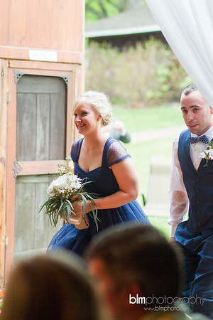 Emily & Kent got Married!!!!  at Cold Comfort Farm in Peterborough, NH 2689_05-21-16 - ©BLM Photography 2016