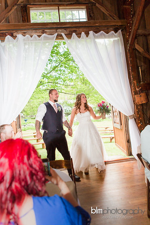Emily & Kent got Married!!!!  at Cold Comfort Farm in Peterborough, NH 0805_05-21-16 - ©BLM Photography 2016